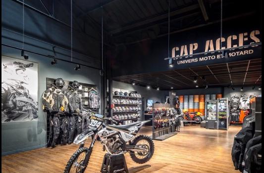 Un tout nouveau showroom chez CAP ACCES Grenoble !