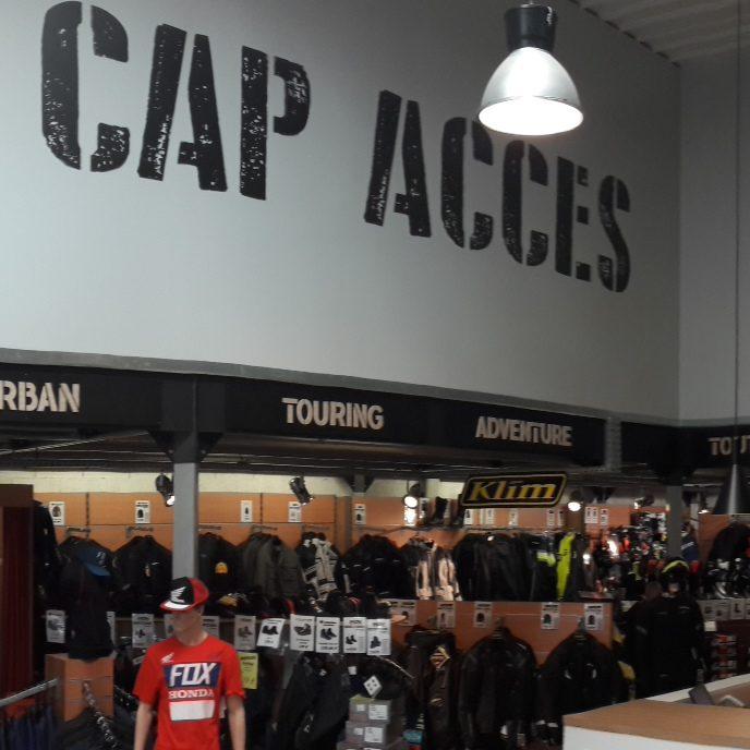 Contact CAP ACCES